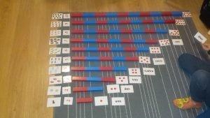 Uso de Montessori en discalculia
