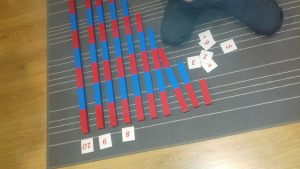 Uso de Montessori en necesidades de aprendizaje