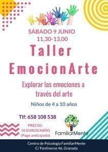 Educación emocional a través del arte