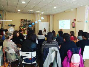 Sala de Montessori para Mayores