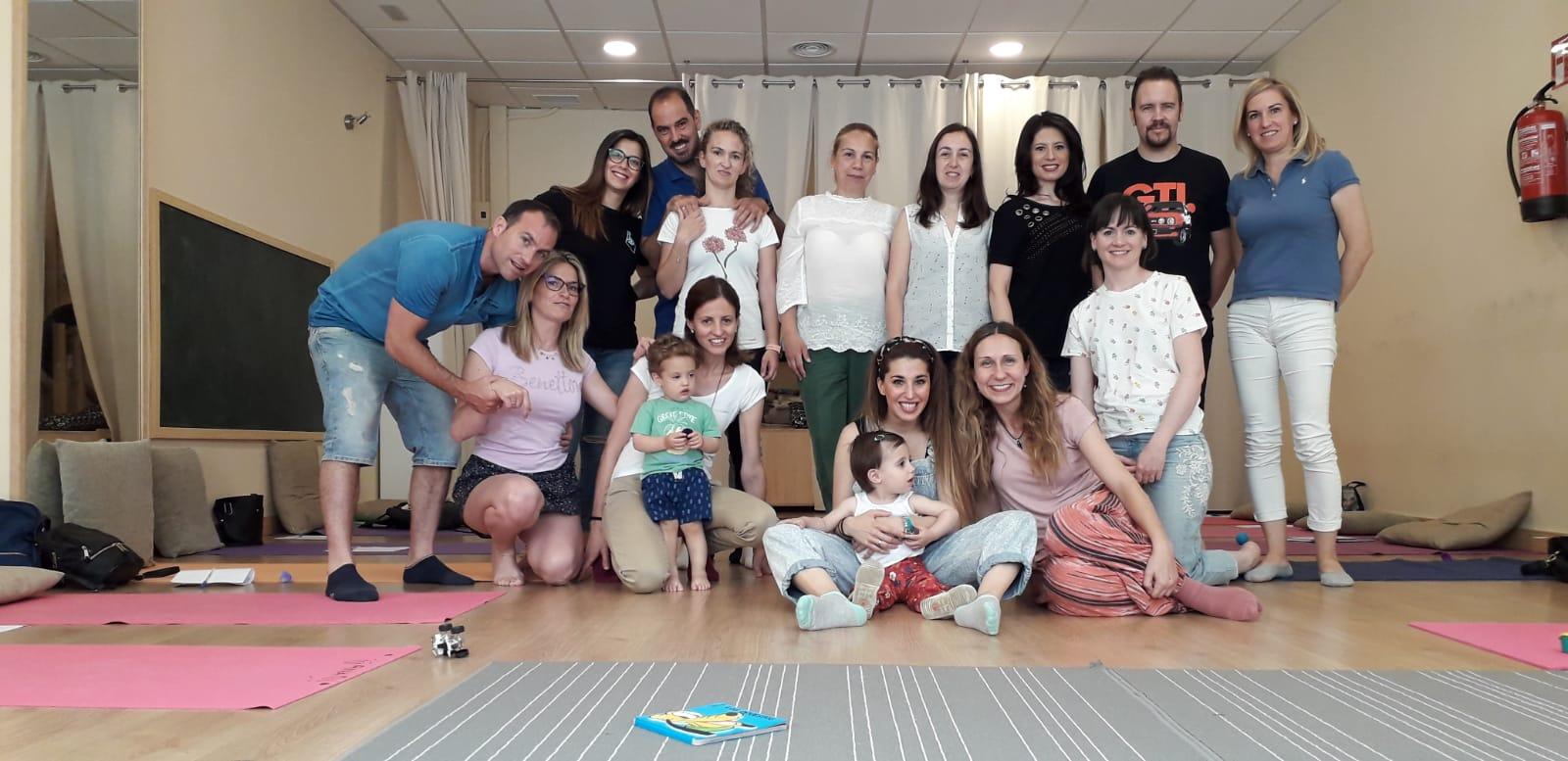 El Crecimiento Personal de las Madres y Padres del taller de Mindful Parenting